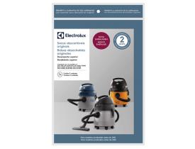 Saco Descartável para Aspirador de Pó CSE09 com 3 unidades Electrolux