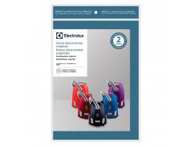 Saco Descartável para Aspirador de Pó SBEBE com 3 unidades Electrolux