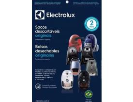 Saco para Aspirador de Pó 3 unidades Descartável SBECL Electrolux