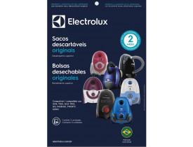 Saco para Aspirador de Pó 3 unidades Descartável SBEON Electrolux