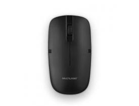 Mouse sem Fio USB 1200dpi 2.4GHz Multilaser