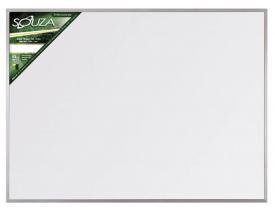 Quadro Branco 120x90cm Moldura de Alumínio Souza