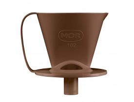 Suporte para Coador de Café 102 Marrom Mor