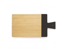Tábua de Bamboo com Cabo Mor 37x19,5x2cm Cor Sortida 8426