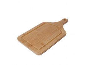 Tábua de Bamboo para Corte com Alça Mor 50x30cm 3358