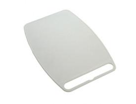 Tábua de Corte Multi-Útile Branca Cinquetti 44x31cm