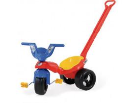 Triciclo Xalingo Race com Empurrador