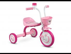 Triciclo Infantil You 3 Girl Nathor