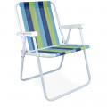 Cadeira de Praia e Sacada Alta Mor 53x54,5x72,5cm 002002