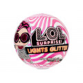 Boneca Lol Surprise Lights Glitter Candide