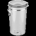 Pote Hermético 2,1L Transparente Soprano