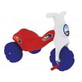 Triciclo Xalingo New Turbo Vermelho