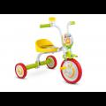 Triciclo Infantil Kids 3 Nathor Verde e Branco